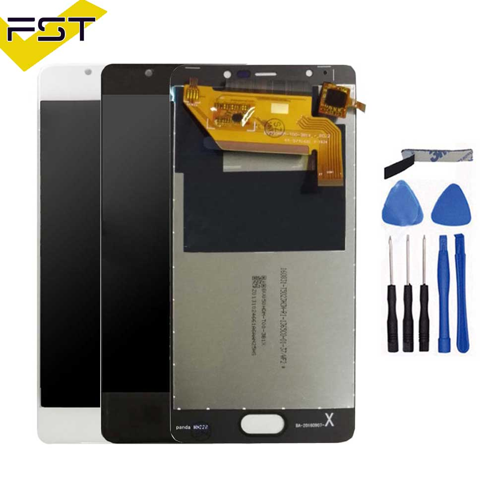 For Wiko U Feel Go LCD Display+Touch Screen 100% Tested Screen Digitizer Assembly Replacement for Wiko U Feel Go+Tools