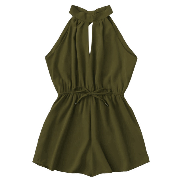 Women Summer Solid Dress...