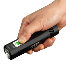 JETBeam BR10GT flashlight 18650 by USB compatible with multiple platforms led flashlight maximum 960 lumen torch bicycle light