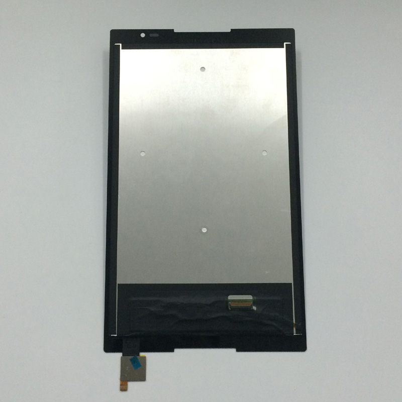 Full LCD Display Panel Monitor + Digitizer Touch Screen Panel Sensor Glass Assembly For Lenovo Tab S8-50 S8-50F S8-50L S8-50LC new 8 inch for lenovo tab s8 50 s8 50f s8 50l s8 50lc lcd display touch screen digitizer glass lens assembly free shipping