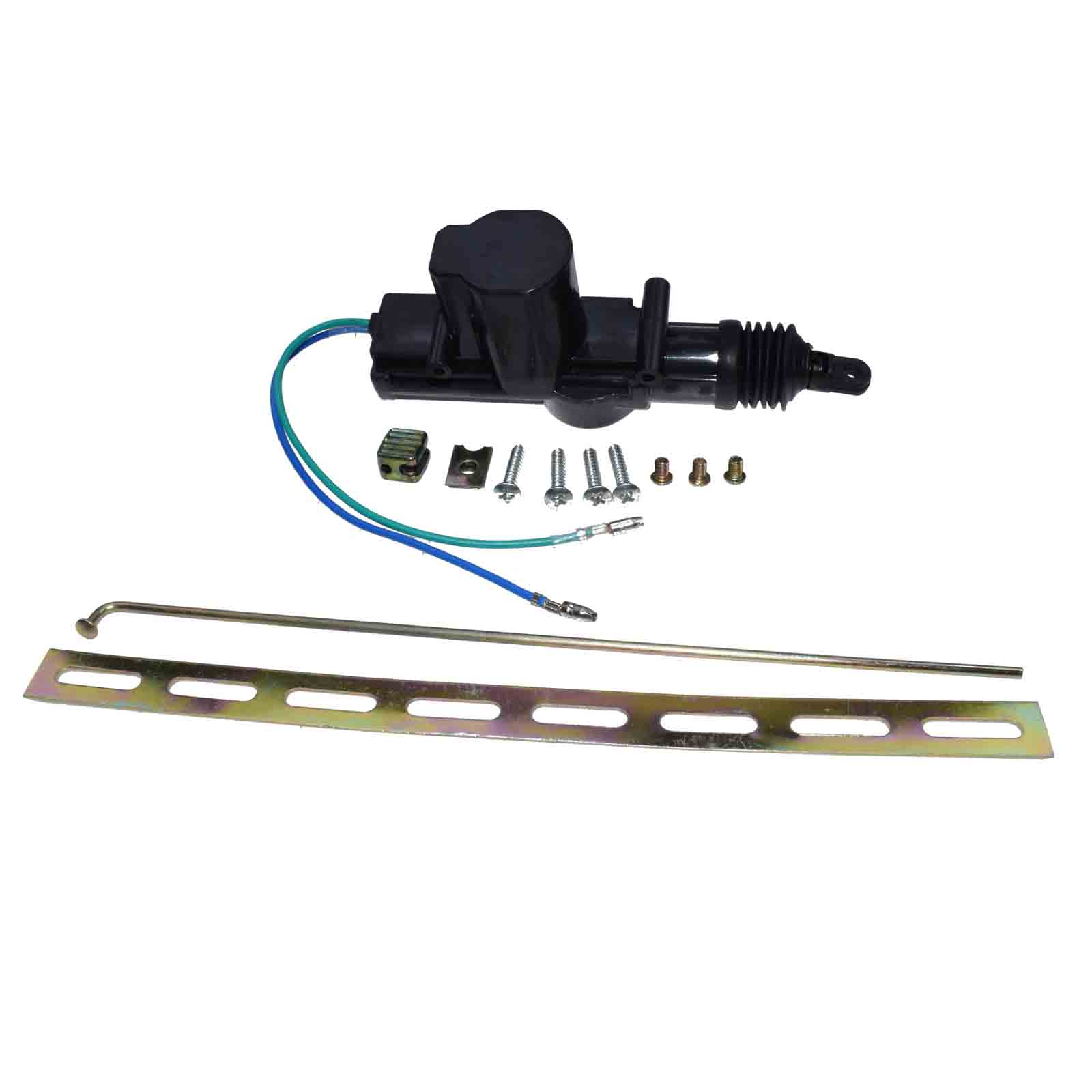 ISANCE универсальный авто надежный дверной замок привод 12 В 2 провода регулировки 360 градусов