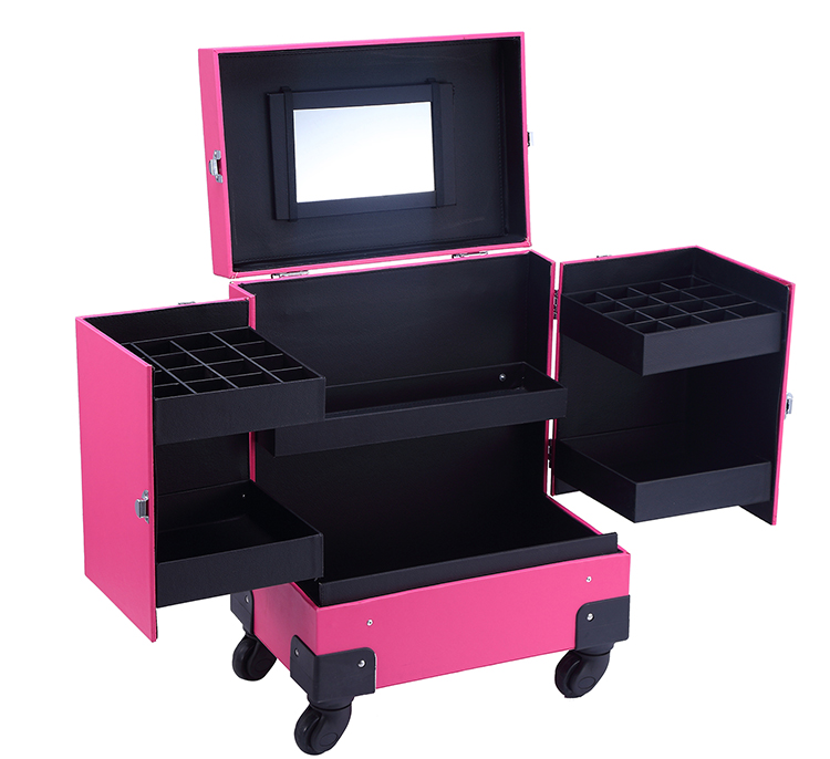 Makeup Case On Wheels With Lights Fay Blog