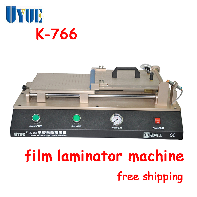 UYUE New OCA Laminating Machine OCA Polarizer Film Laminator Machine for LCD Repair K-766  цены