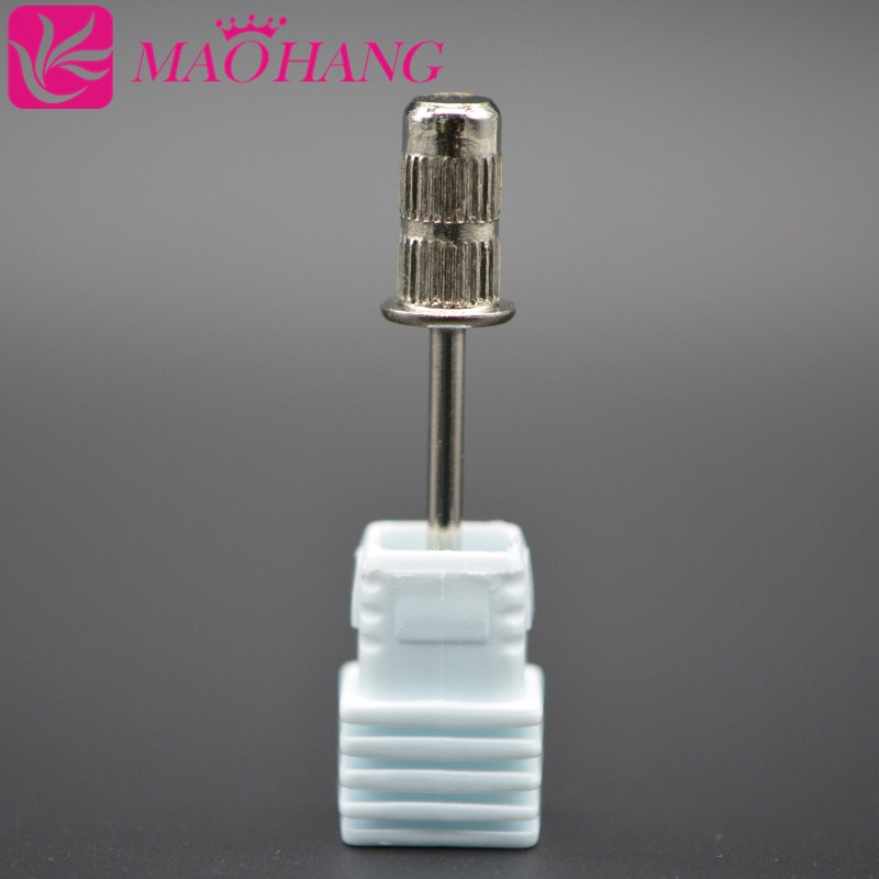 Nails Art & Tools Electric Manicure Drills & Accessories Maohang 1pcs Silver Nail Sanding Band Mandrel Bit For Holding Sanding Band Electric Nail Drill Nail Art Drill Bits
