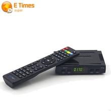Original DVB-S2 Freesat HD Receptor de Satélite Soporte YouTube YouPorn Cccam Powervu V7 V7 HD Receptor de Satélite Completo HDMI 10080 P