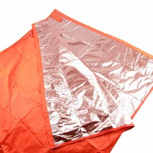 Lixada Portable Emergency Survival Single Sleeping Bag Liner 200 x 72cm
