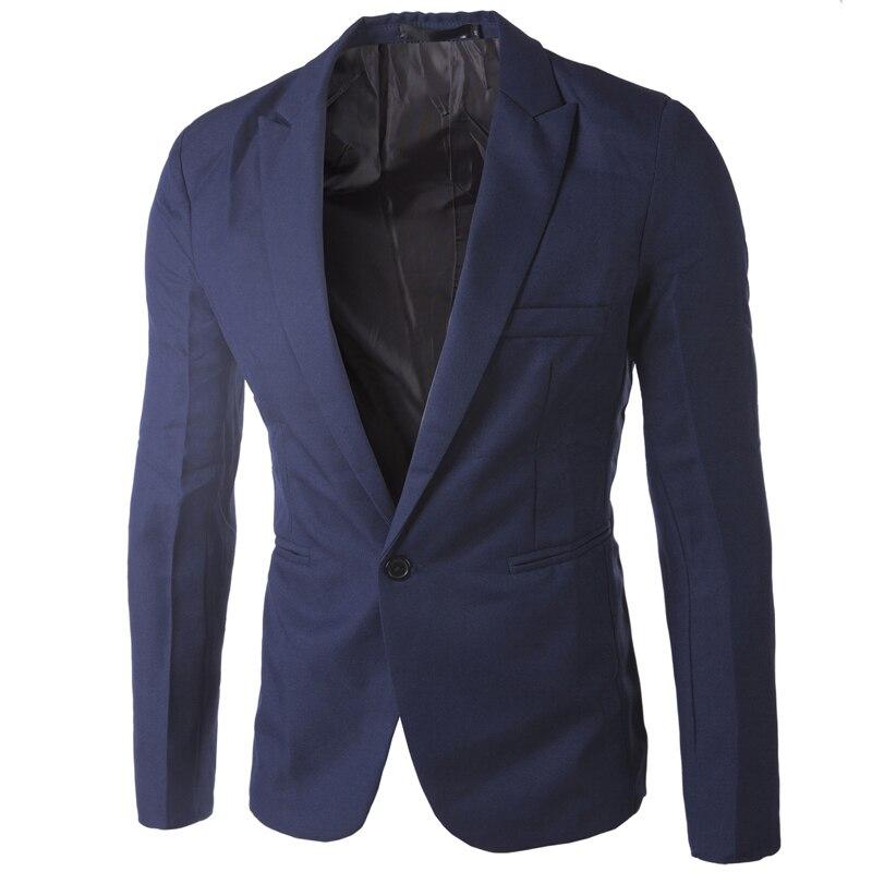 Brand Sky Blue Blazer Men Costume Veste Homme 2017 New Arrival Mens Slim Fit Blazer Jacket Stylish Red Black Pink Suit Men 3XL 5