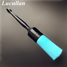 Lucullan Chemical Resistant Detailing Brush For Interior Vents Seams Buttons font b Exterior b font Wheels