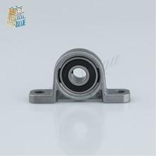 2 шт. цинковый сплав диаметр 8 мм до 30 мм Диаметр шарикоподшипника опорный блок Kp08 Kp000 Kp001 KP003 KFL08 KFL000 KFL001