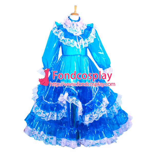 Fondcosplay discount PVC dress 3