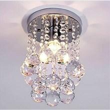 Потолочные светильники для помещений, хрустальное освещение, светодиодный светильник, современный светодиодный потолочный светильник для гостиной, столовой, спальни, украшения дома