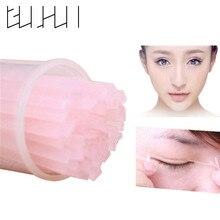 200 шт. невидимые двойные волокна для век, волшебные красивые наклейки для глаз, красивые косметические инструменты для макияжа