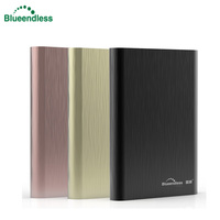 Blueendless HDD 1 TB Externo HD 1 TB Disco Duro Externo Disque Dur Externe 1to Portable Hard Drive 1 TB Hard Disk 250 320 500 GB