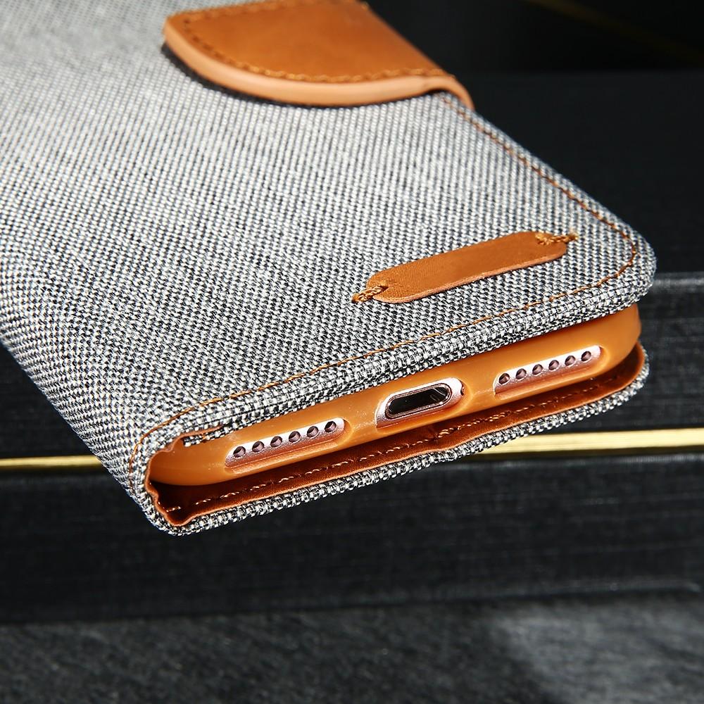 Kisscase stań portfel przerzuć przypadki dla iphone 6 6s 7 5 5S mody hit kolor slot kart skóra pokrywa dla iphone 7 6 s plus z logo 40