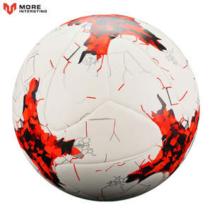 Image 2 - Offical Football Ball Size 5 Size 4 PU Leather Team Sports bola de futebol Competition Training Balls Support Custom Soccer Ball