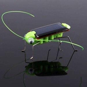 1 шт. автомобильный робот на солнечной энергии, паук, насекомое, тараканов, захватчик, головоломка, игрушки в подарок