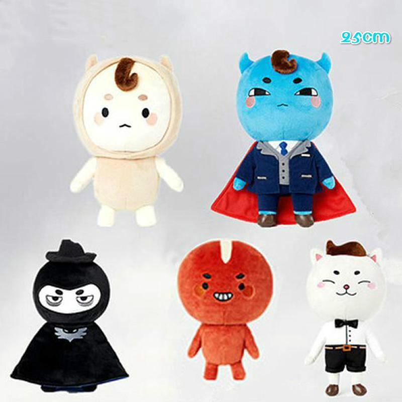 45CM Cute Korea Drama Goblin Lonely Soft Plush Doll Toy Kids Birthday Gift US