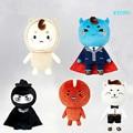 Korea Dokkaebi God Alone And Brilliant Goblin 1pcs 25cm Soft Doll Stuffed Plush Animal Toy Baby Girl Kids Lover Children Gift