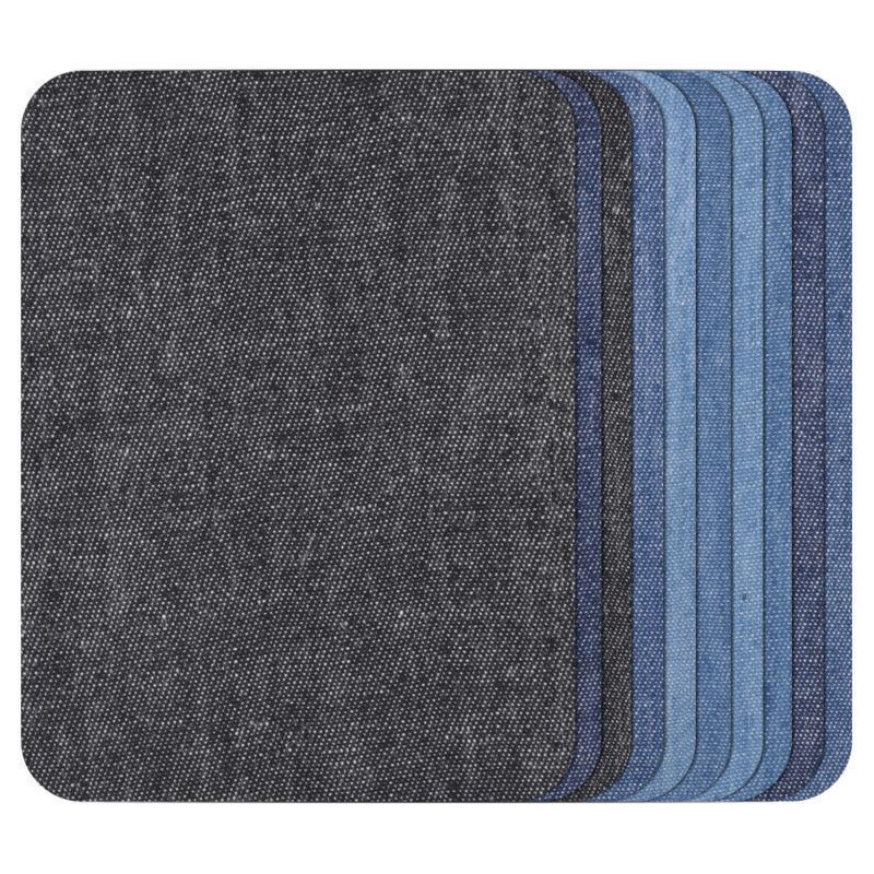 HOT-10Pcs термальные липкие термоклейкие нашивки для ремонта джинсов, сумок, шляп, декоративный дизайн