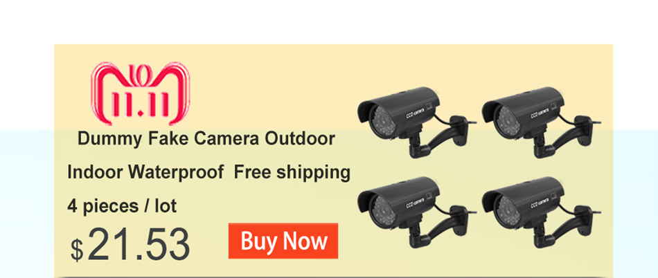 CCTV Bullet Free Security 1