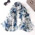 2016 summer new design scarfs  women shawls and scarves elegant pashmina viscose pashmina print ink good quality  6 colours