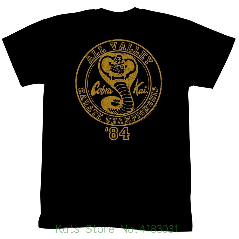 Карате малыш-Для мужчин s Ck48 футболка Черная футболка скидка 100% хлопок футболка для Для Мужчинs