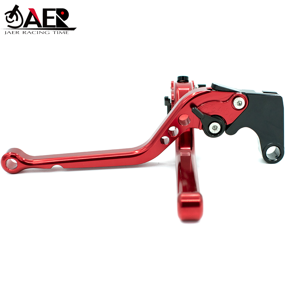 Image 4 - JEAR CNC Motorcycle Brake Clutch Lever for Triumph 765 Street Triple S BOBBER STREET CUP SCRAMBLER/STREET TIGER 1050/Sport 17 18-in Levers, Ropes & Cables from Automobiles & Motorcycles