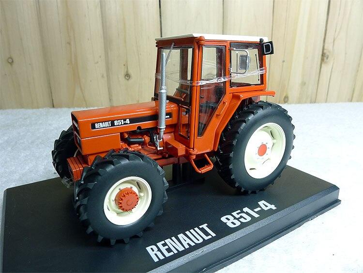 4 Door Tractor : Rare renault alloy tractor model the door can be