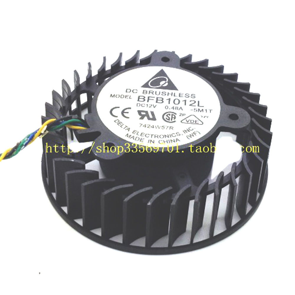 1 Computer VGA Cooler graphics cooling fan 4wire 4Pin For NVIDIA 8800GTX reference design Video Card Cooling as replacement айгнер м комбинаторная теория