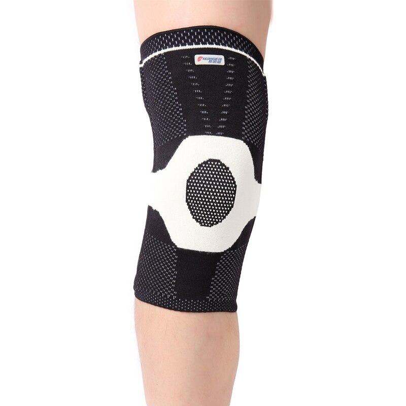 Nové infračervené vyhřívání zdraví pletení koleno - Sportovní oblečení a doplňky