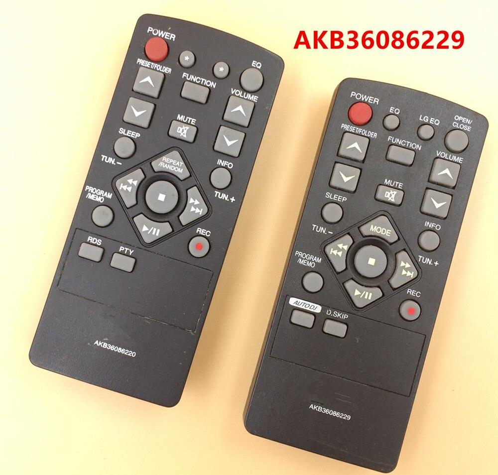 AKB36086229 Fit Controle Remoto Para LG sistema de áudio