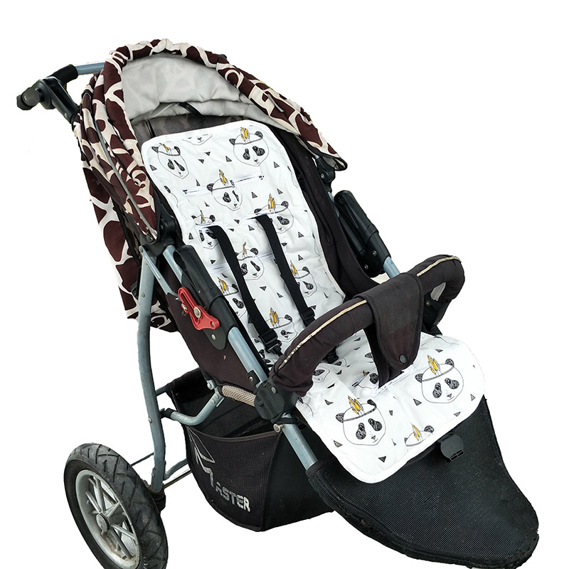 New Baby Stroller Accessories Diaper Pad Baby Stroller Pad Seat Carriages Pram Buggy Car Cushion