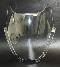 Мотоцикл Double Bubble Ветрового Стекла Лобовое Стекло Щит Экран Для KASINSKI Мираж Комета 250R 650R