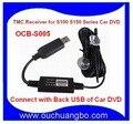 S160 S100 S150 платформа Внешнего TMC мини USB Приемник мощные функции Traffic Message Channel для Европы