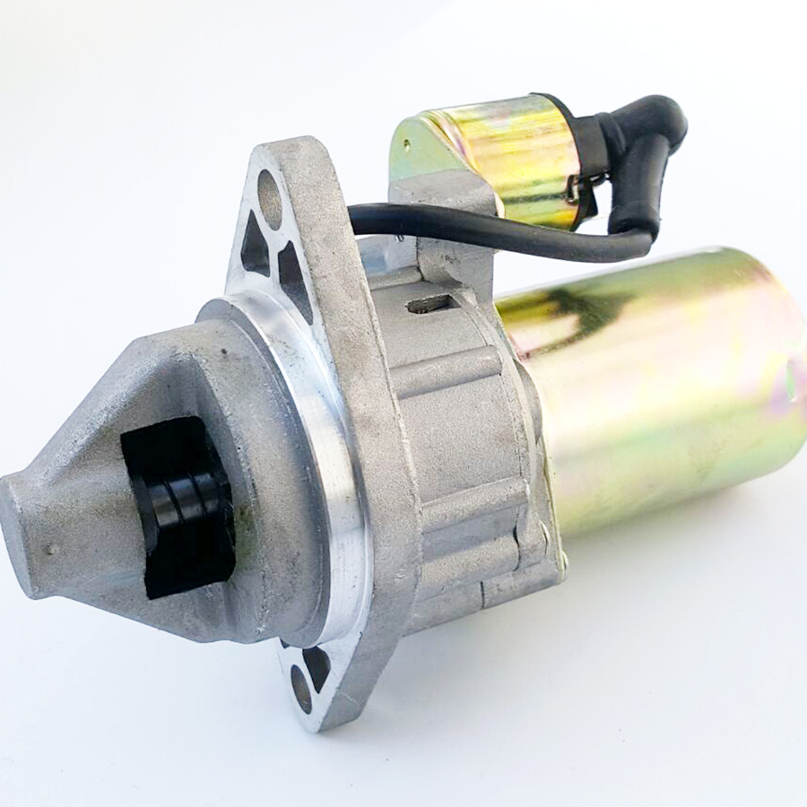 5KW gasoline generator accessories, MZ360/EF6600 electric start motor, 185F gasoline refiner motor.