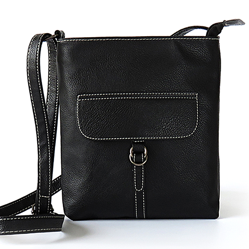 women messenger bags crossbody bags for women bolsas femininas 2017 women's leather shoulder bag female vintage satchel 3 colors