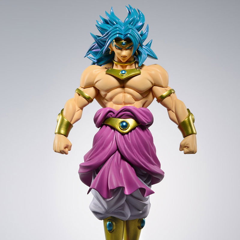 DRAGON BALL SUPER New Action figure Anime BROLY figura de Broly 22 cm