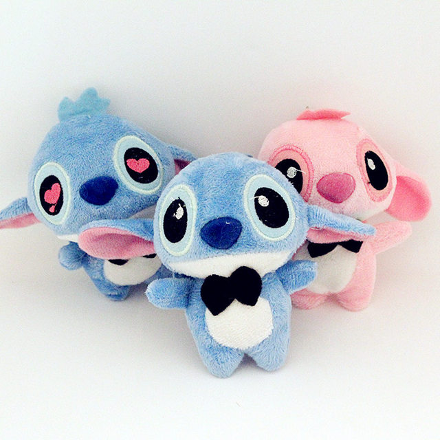 36c5278a46c Lilo stitch plush toys mobile phone s accessories