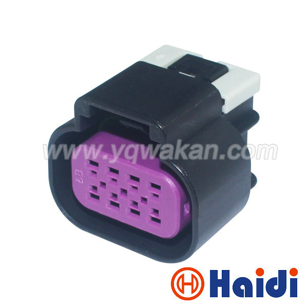 Free shipping 2sets 8pin 1.5 series delphi auto plastic housing plug electric wiring harness cable connector 15326835