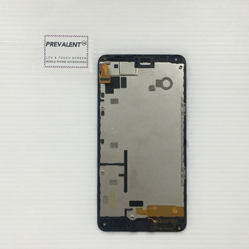 For Nokia Lumia 640 1113 RM-1109 RM-1072 RM-1073 RM-1077 Touch Screen Digitizer + LCD Display Monitor Module Assembly Frame
