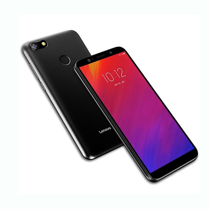 Global rom Lenovo A5 3GB 16GB Smartphone MTK6739 Quad Core 5.45 inch Screen 4G LTE Mobile Phones 4000mAh Face ID Fingerprint