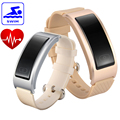Pulsera inteligente Pulsómetro ZB44 Smartband IP68 Resistente Al Agua Swim Sport Wrist Band Reloj Bluetooth 4.0 Para iOS Android Teléfono
