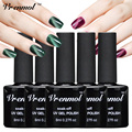 Vrenmol 1pcs Nail Lacquer Cat Eye Color UV Gel Nail kit Pick 1 Gel in Shining Colorful Magnet Effect Need Lamp To Dry