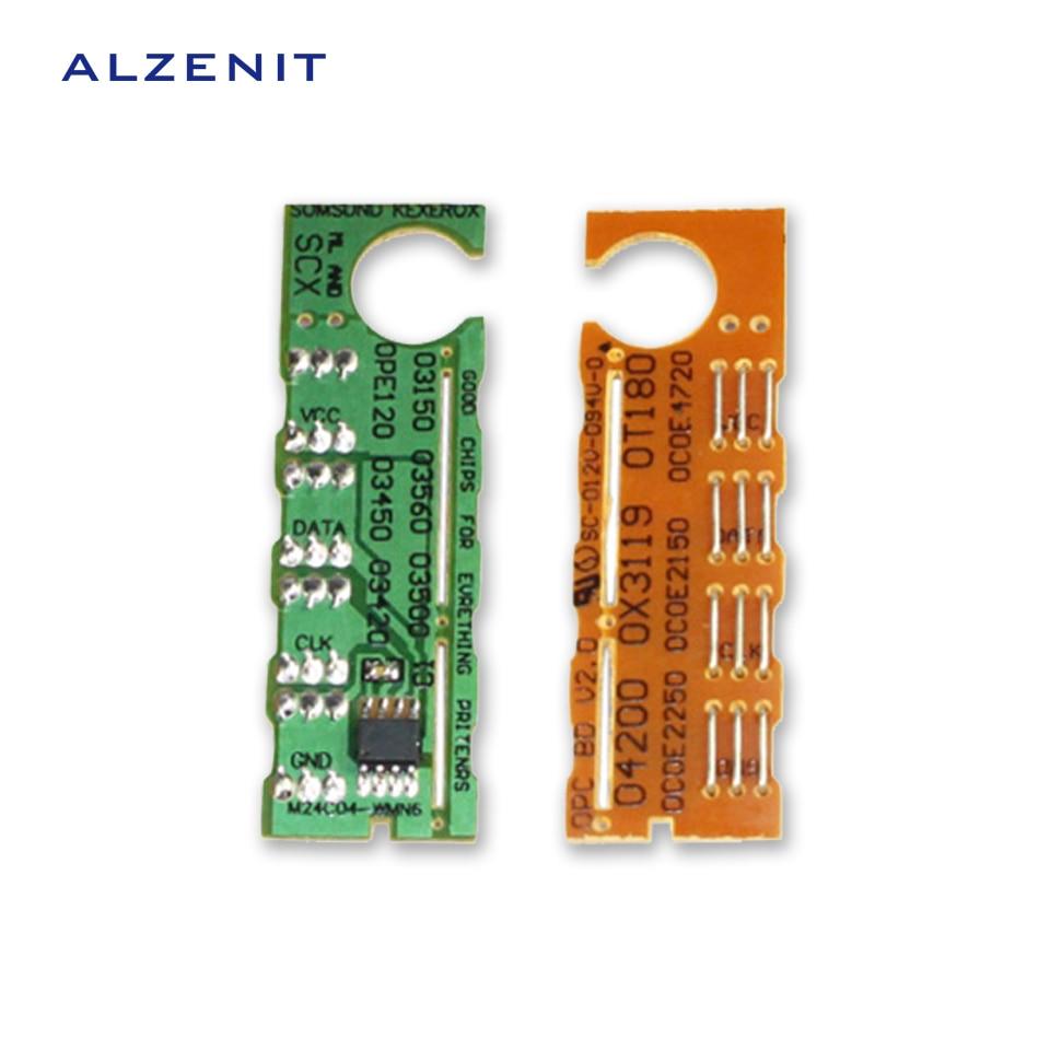 ALZENIT SCX-4200 For Samsung 4200 OEM New Drum Count Chip Black Color Printer Parts On Sale стоимость