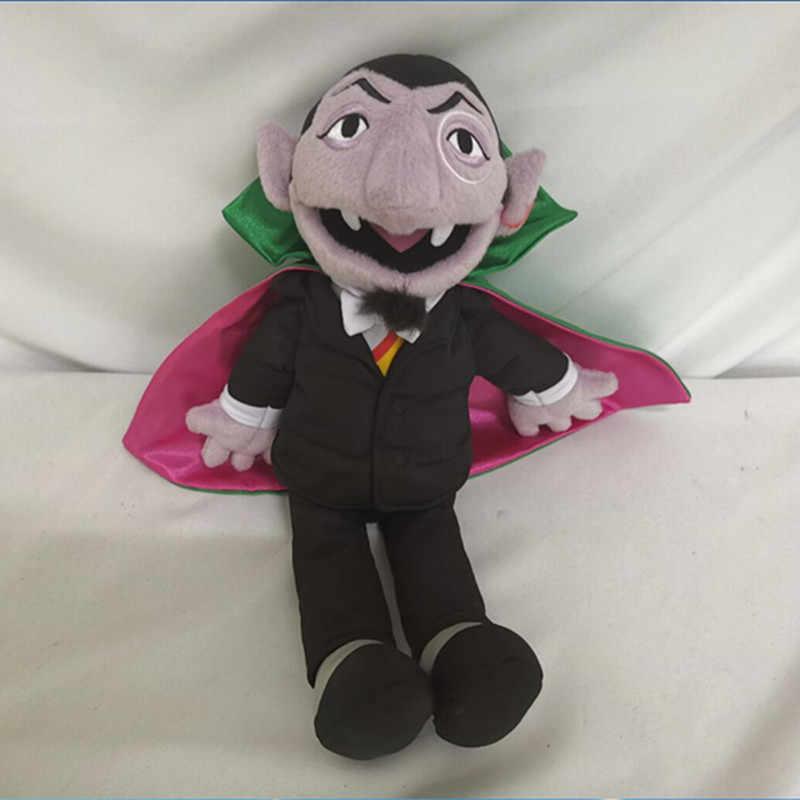 Original Sesame Street The Count Von Count Mr Sunffleupagus And Julia Little Plum Alice Plush Toy Doll For Children