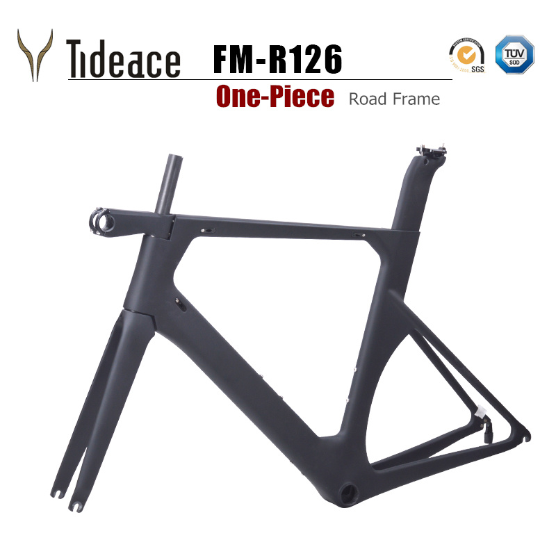 2018 one-piece carbon fiber racing monocoques road frame C brake road bike frameset carbon fiber bicycle frame 50/52/54/56cm 2018 carbon fiber road bike frames black matt clear coat china racing carbon bicycle frame cycling frameset bsa bb68