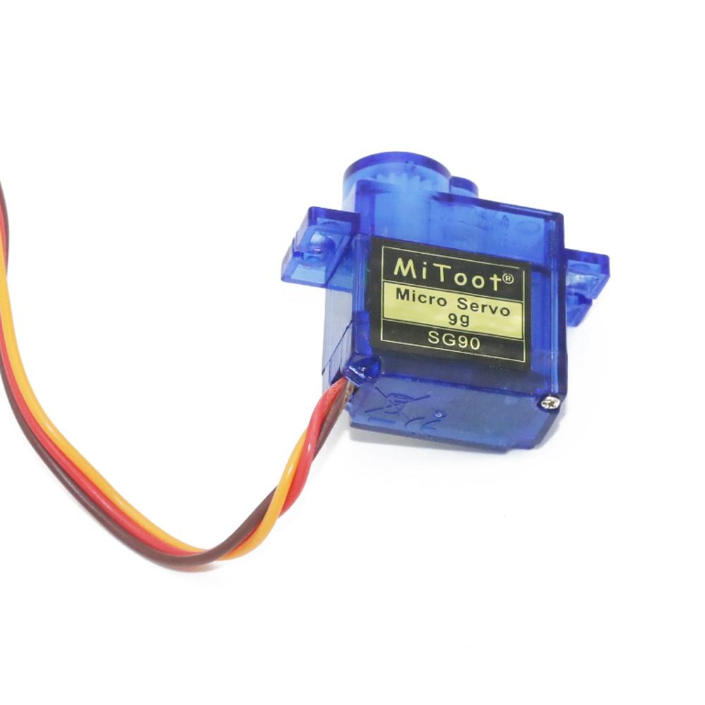5pcs / παρτίδα Μιτότο Μάρκα SG90 9g Μίνι - Παιχνίδια απομακρυσμένου ελέγχου - Φωτογραφία 4