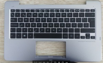 NEW For ASUS TX201  Spanish laptop keyboard SP with shell Backlight