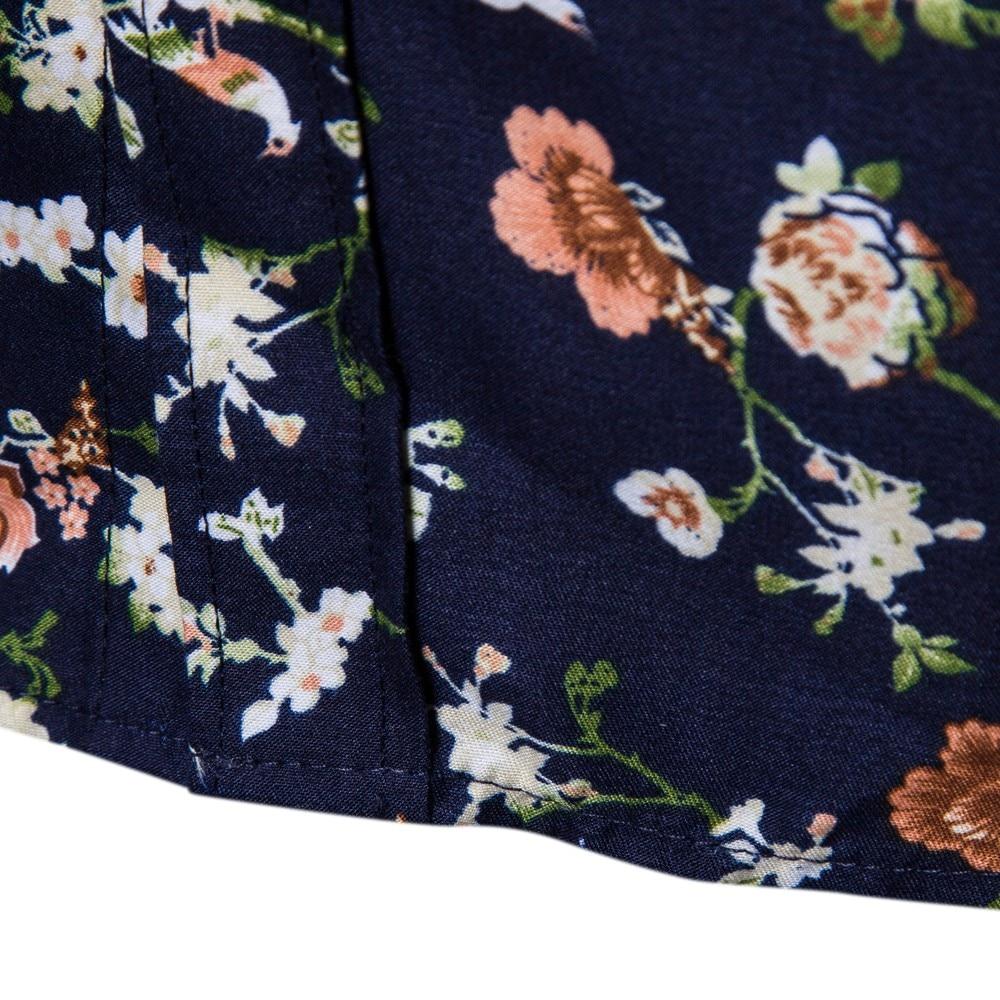 snowshine YLW Men's New Pattern Casual Fashion Lapel Printing Long Sleeved Shirt free shipping 4