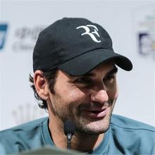 Roger Federer Cap 100% Cotton 3D embroidery Tennis Cap